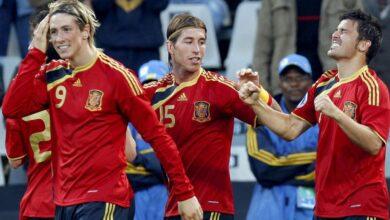 De Fernando Torres a Sergio Ramos: así fueron saliendo de la selección los héroes del Mundial