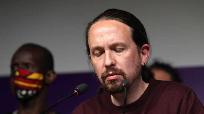 El líder de Unidas Podemos y candidato a la presidencia de la Comunidad de Madrid, Pablo Iglesias, abandona la política.