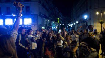 Madrid ve suficiente la 'ley antibotellón' de Gallardón para controlar las aglomeraciones