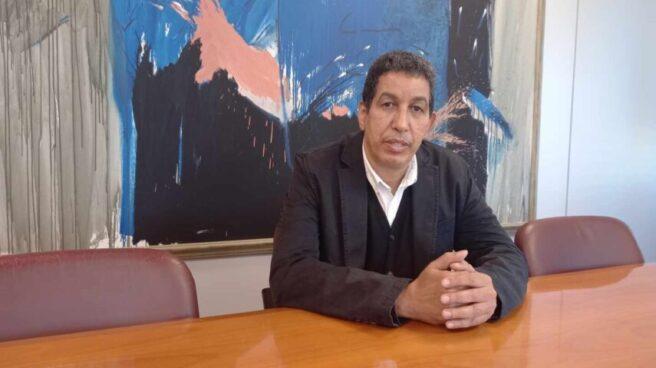 Abdulah Arabi, delegado del Frente Polisario para España