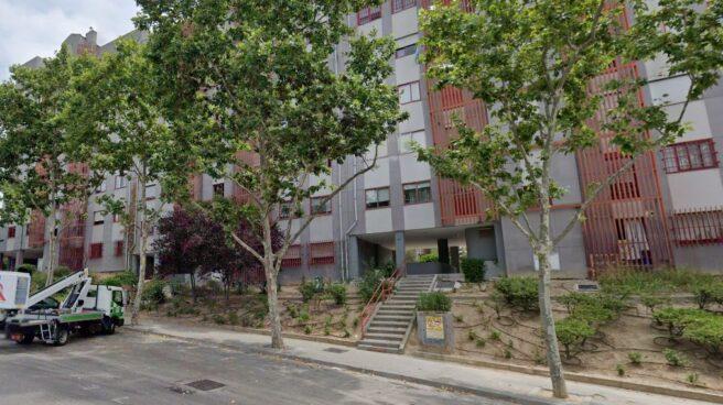 Número 5 de la Calle San Cugat del Vallés, en Madrid.