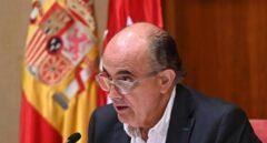 El viceconsejero de Salud Pública y Plan Covid, Antonio Zapatero.