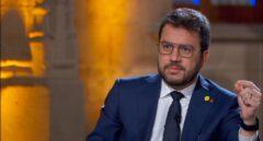 """Aragonès defiende la legalidad de la amnistía porque """"no se ha derogado la Ley de 1977"""""""