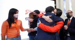 Arrimadas descarta dimitir y asciende a Edmundo Bal tras el batacazo en Madrid