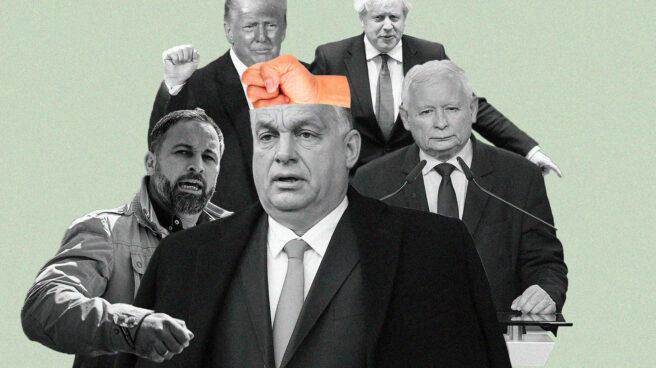 Imagen de líderes autoritarios
