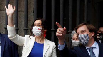 El PP suma el doble de nuevos afiliados en Madrid que en todo 2020 por el 'efecto Ayuso'