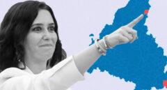 Ayuso, triunfadora absoluta sobre Sánchez e Iglesias