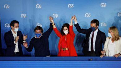 Vallecas es de Ayuso: el PP, primera fuerza en todos los distritos de Madrid