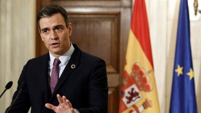 Pedro Sánchez, en Atenas.