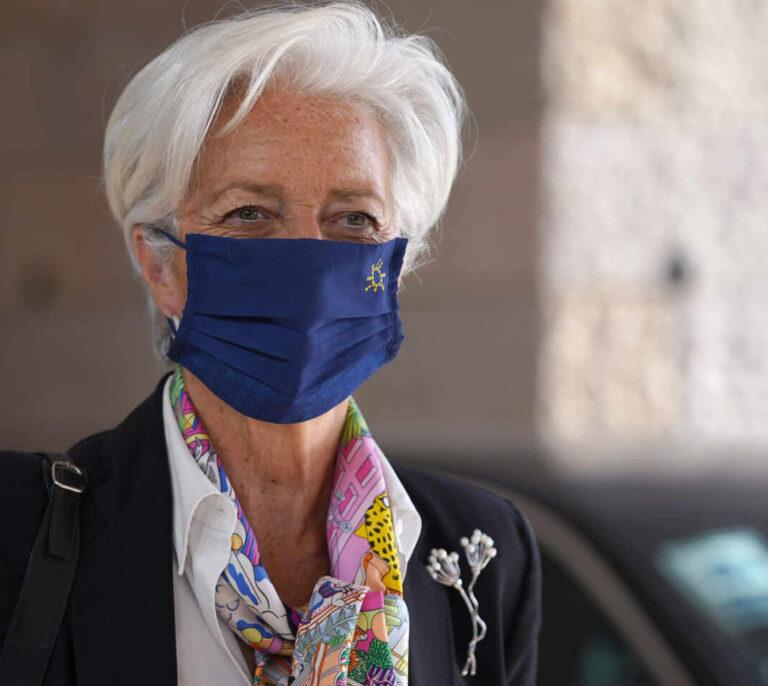 """Lagarde cree que es """"demasiado pronto"""" para reducir el programa de compras del BCE"""