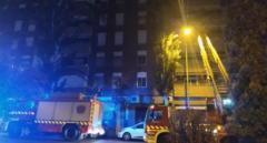 Los bomberos entran por error en la casa de un hombre con sordera y se van sin que ni siquiera se despierte