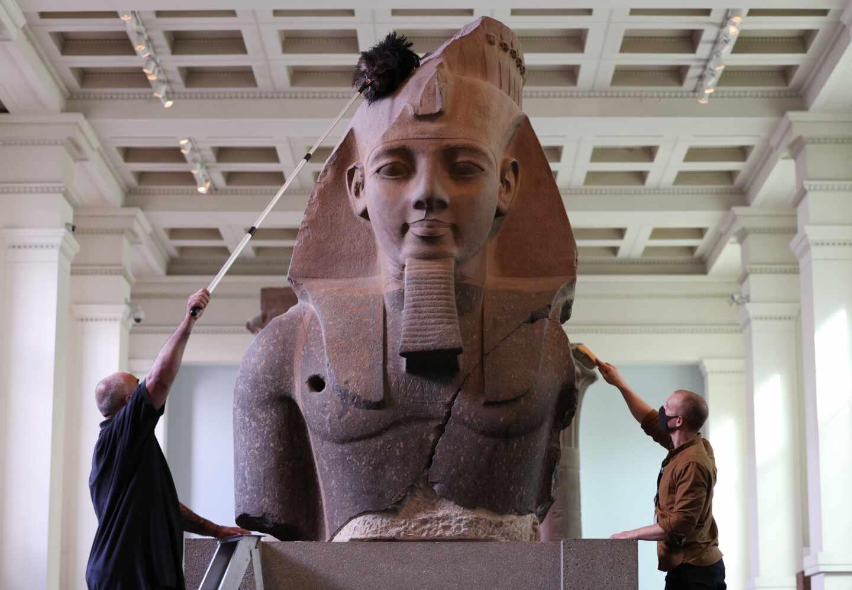 Reapertura British Museum, Londres