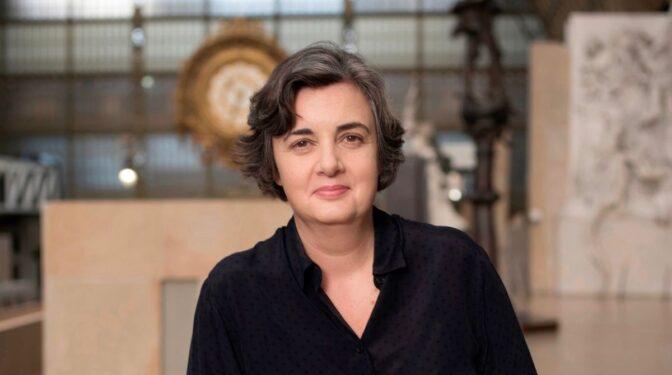 Laurence Des Cars, la primera mujer presidenta del Louvre
