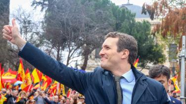 Álvarez de Toledo marca el paso a Casado en la respuesta a los indultos de Sánchez
