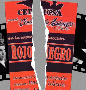 'Rojo y Negro', la película falangista prohibida por Franco
