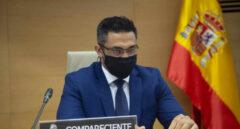El chófer de Bárcenas se va del Congreso sin aclarar su papel en la 'trama Kitchen'