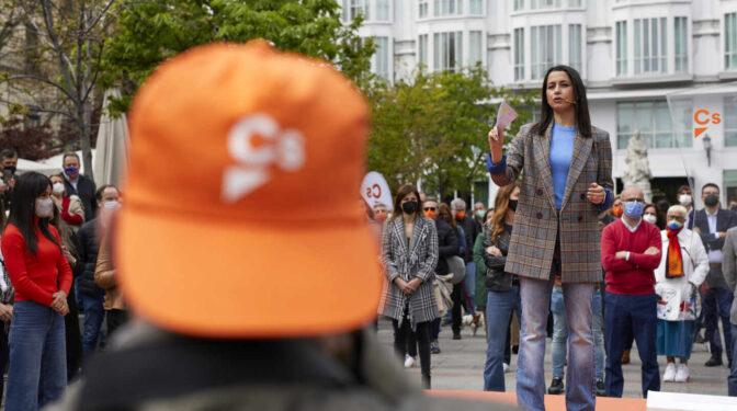 El otro varapalo de Ciudadanos tras el 4-M: pierde casi el 70% de sus afiliados en Madrid