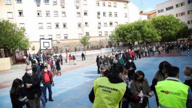 La participación se dispara en Madrid: 11 puntos más que en las elecciones de 2019