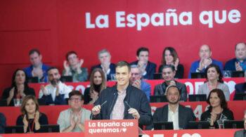 Los barones del PSOE críticos con los indultos quieren que el comité federal sea presencial