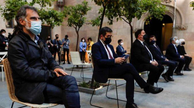 """""""Nos jugamos una deslegitimación de España a muy alto nivel"""""""