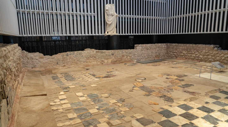Curia Romana en el Barrio del Foro