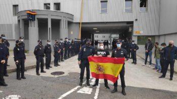 La Policía da orden de que la baja del agente herido en Urquinaona sea tramitada como acto de servicio