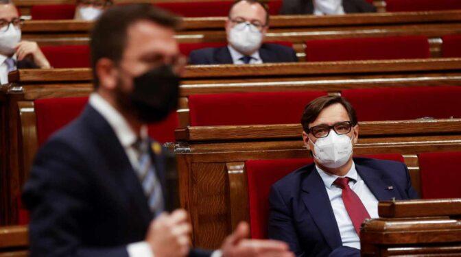 Illa usa la audiencia del España-Italia para defender que no hay tantos independentistas