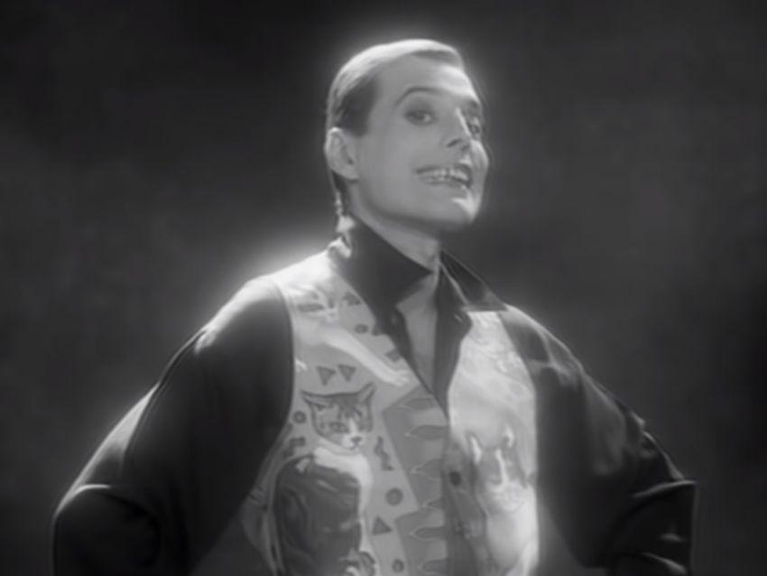 Así pidió Freddie Mercury que fuera su último videoclip