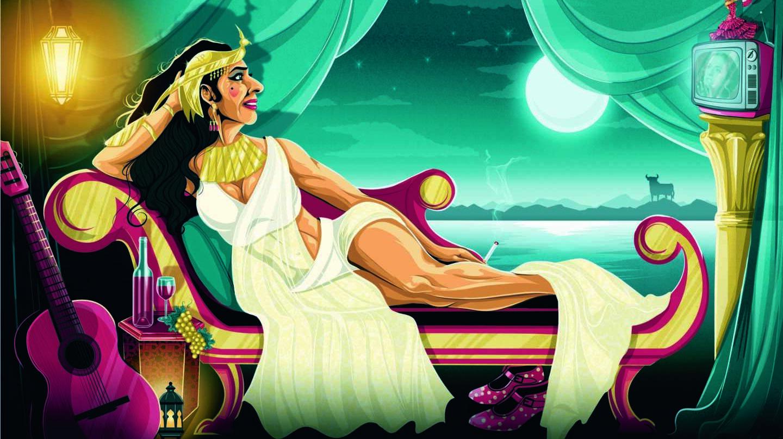 Lola Flores y el arte de vivir por los cuatro costados