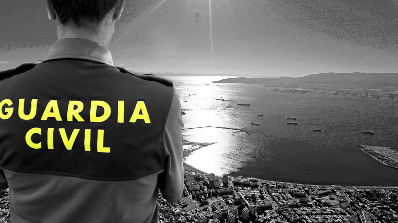 """Ser guardia civil en el Campo de Gibraltar: """"Lo único que queremos es volver a casa vivos"""""""