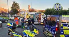 Herido grave un motorista de 48 años tras colisionar con un turismo en Sevilla