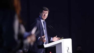 La entrada de Fran Hervías en Génova trunca el salto de Juan Marín al PP andaluz