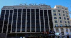 Roban cuatro obras de arte valoradas en 340.000€ del hotel Miguel Ángel de Madrid