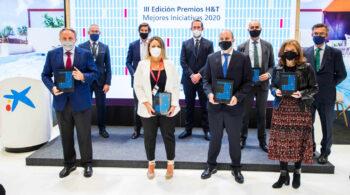 Artiem Hotels, Apartamentos Vistasol y HOSBEC, ganadores de los III Premios Hotels & Tourism