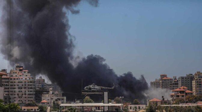 Claves para entender la peor escalada bélica entre Israel y Hamás desde 2014