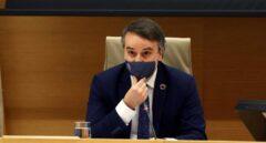 Iván Redondo, en el Congreso de los Diputados.