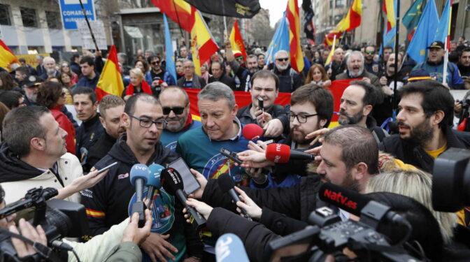 """El líder de Jupol pide a la Audiencia Nacional que invalide el """"golpe de estado"""" en el sindicato"""
