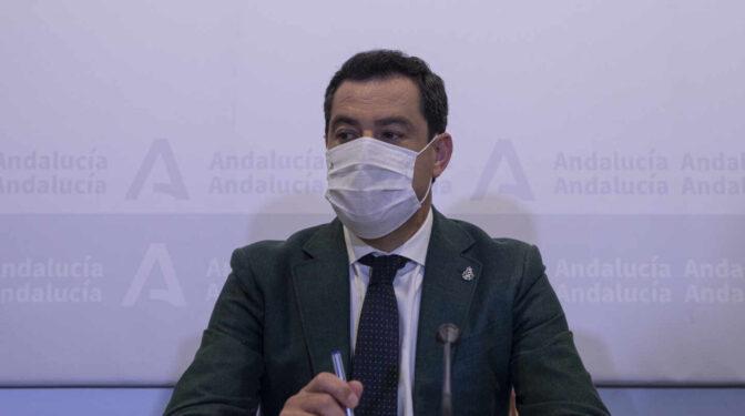 El PP roza la mayoría absoluta en Andalucía y sumaría con Vox o Cs, según el 'CIS de la Junta'