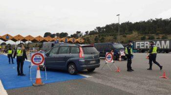 Una cuarta parte de los policías nacionales en Cataluña logra plaza en otra comunidad