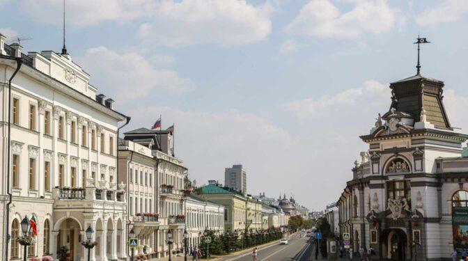 Al menos nueve víctimas en una matanza en una escuela de Kazán (Rusia)