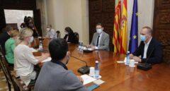 Reunión de la Mesa Interdepartamental de la Generalitat este sábado