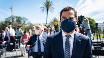Juanma Moreno cree que es posible pactar con el PSOE los Presupuestos de Andalucía