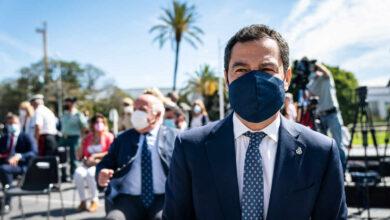Moreno resiste pese al pulso de Vox y el pesimismo de Cs: no habrá elecciones en Andalucía