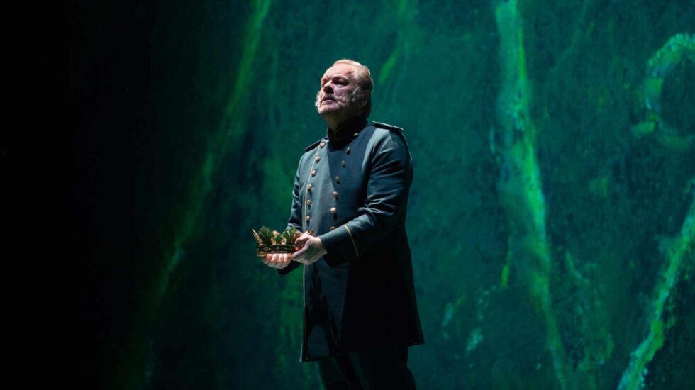 Nueva producción del Teatro Real, en coproducción con la Opernhaus de Zúrich.