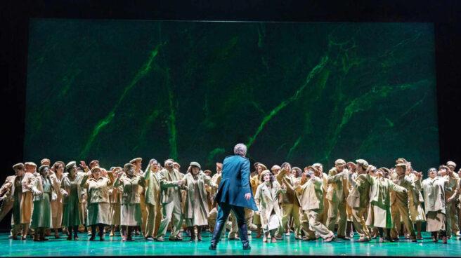 Nueva producción del Teatro Real, en coproducción con la Opernhaus de Zúrich