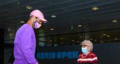 Nadal cumple el sueño de una mujer de 95 años con principio de Alzheimer