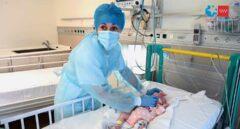El hospital madrileño Gregorio Marañón ha llevado a cabo con éxito el primer trasplante del mundo de un corazón infantil en parada