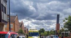 Un niño de 12 años herido muy grave al caer a un patio interior en Madrid