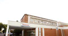 Urgencias del Hospital Niño Jesús de Madrid.