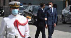 """Sánchez califica de """"inaceptable"""" que Marruecos ataque Ceuta por discrepancias sobre el Sáhara"""